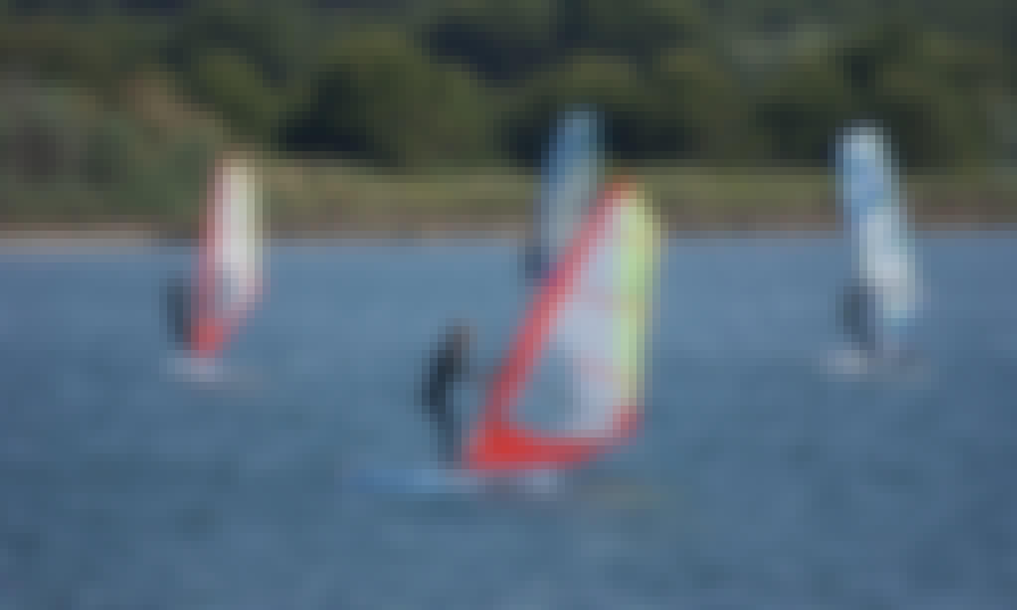 Windsurfing Lesson in Gruissan