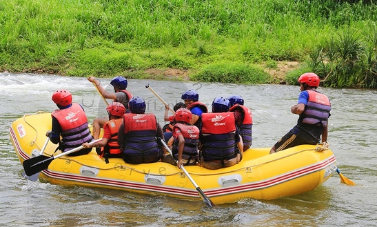 White Water Rafting In Nugegoda