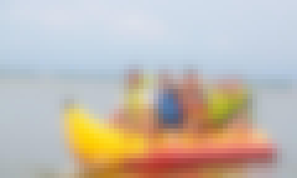 Banana Boat Rides in Negombo