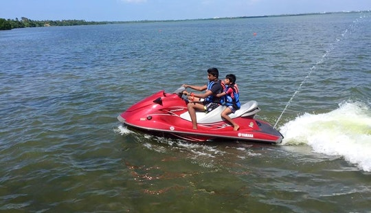 Jet Ski Tour In Negombo