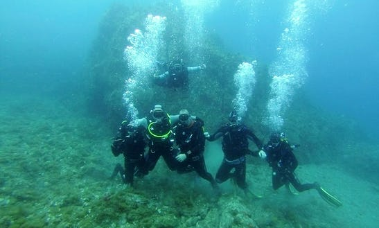 River Diving Trips In Mons, France