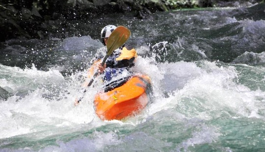 Grand Canyon Expedition On A Stable Kayak In Castellane, France