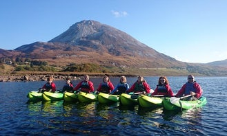 Kayak Rental in Letterkenny, Ireland