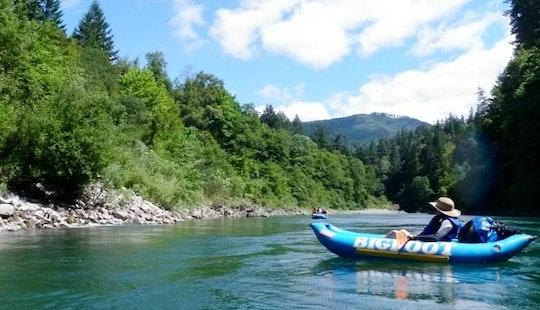 Guided Raft Trips In Willow Creek, California!