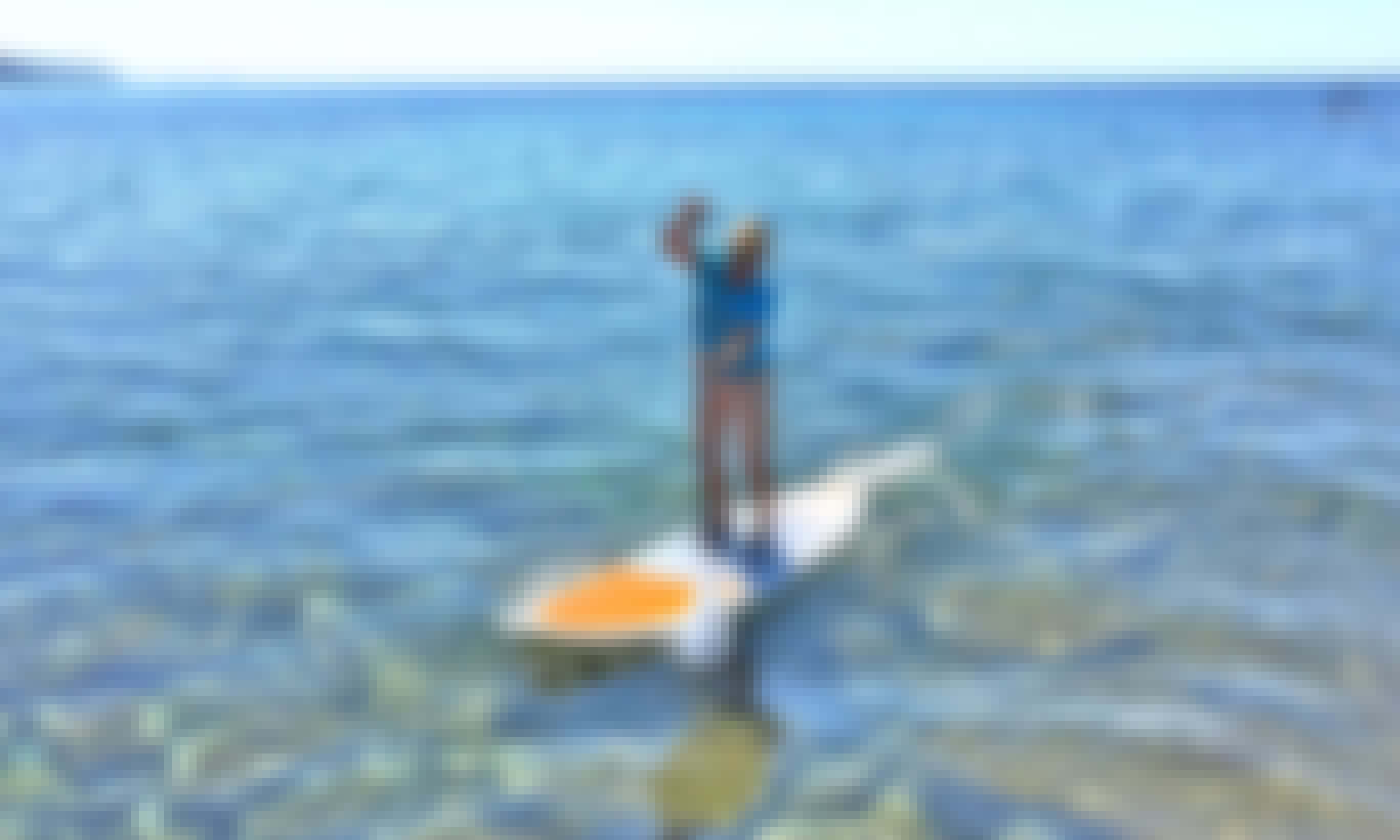 Stand Up Paddleboard Hire & Lessons in La Ciotat