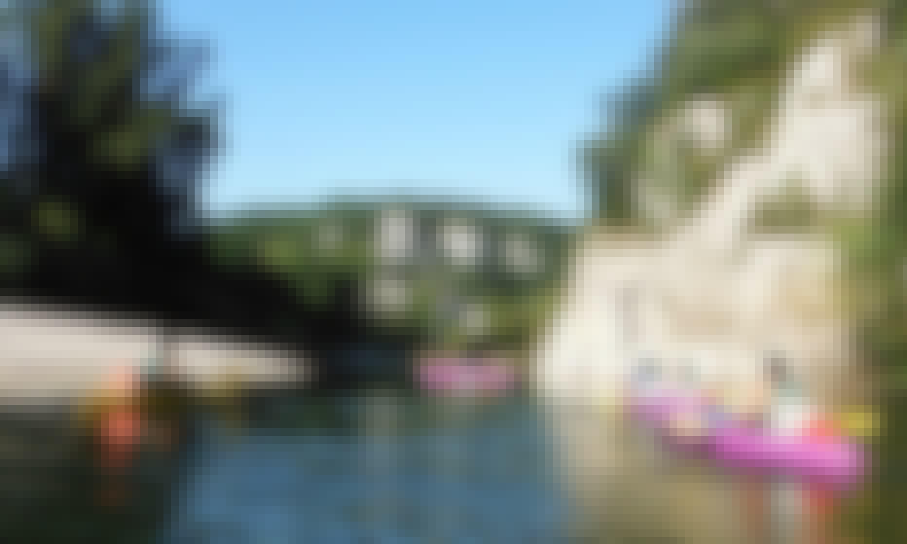 Single Kayak Tours in the Cèze River
