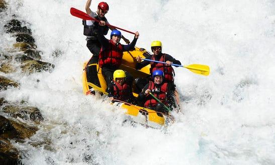 Whitewater Rafting On Lower Guisane