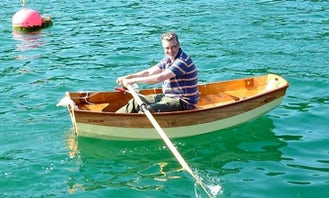 Row Boat rental in Wilkasy