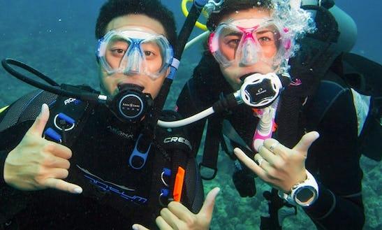 Diving In Rancho Santa Margarita