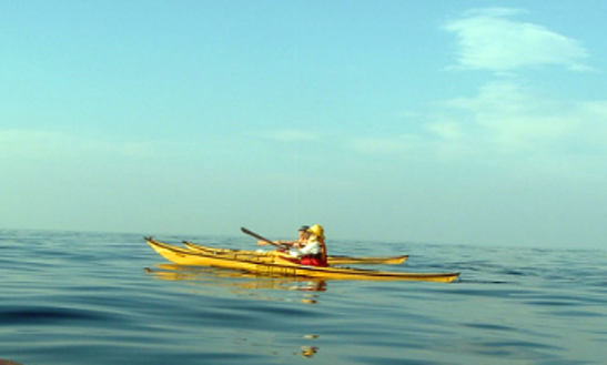 Guided Kayak Excursion & Hire In Marciana Marina