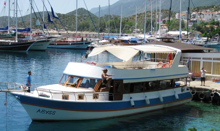 Abyss Diving Trips  in Antalya