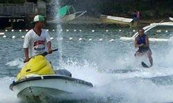 Water Skiing in Lapu-Lapu City