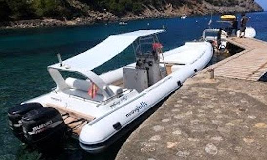 'tripona´s' Boat Hire In Port De Sóller