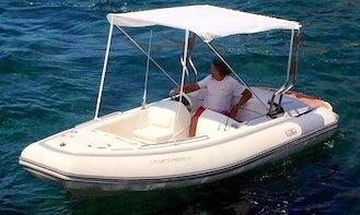 'Gattopardo' Boat Rental in Port de Sóller