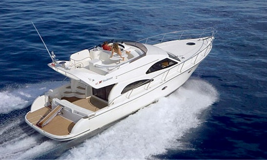 The Rodman 41 Fly Motor Yacht In Marbella