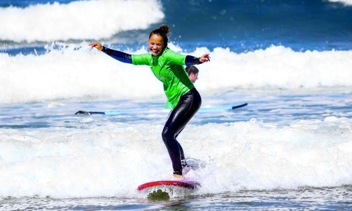 Surf Lessons in Cagliari