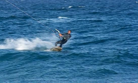 Kitesurf Course In Cardedu
