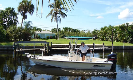 Center Console Fishing Trips In Saint James City