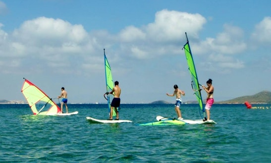 Windsurf Rental And Courses In San Javier