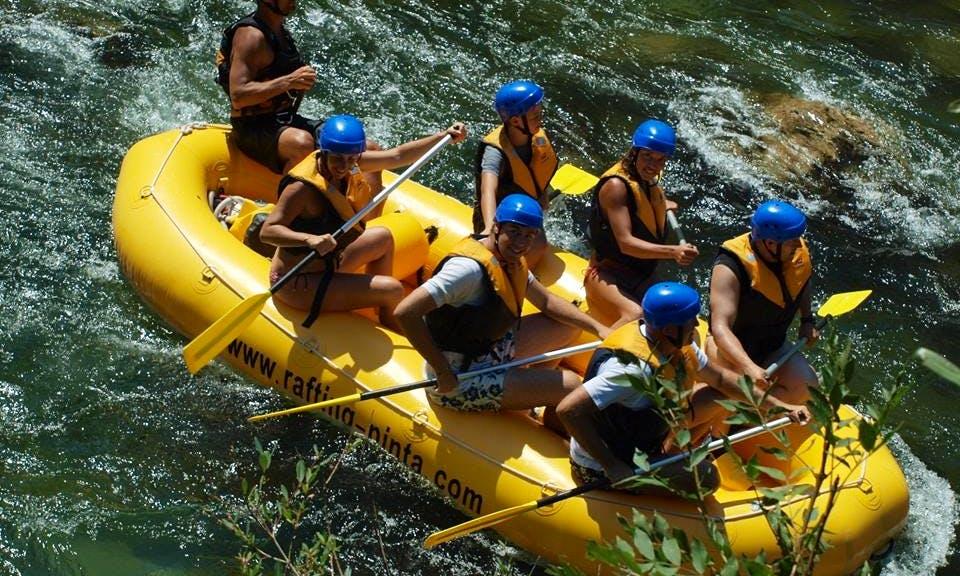 White Water Rafting from Split & Podstrana