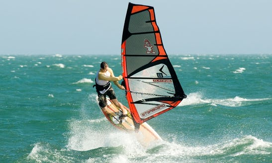 Windsurfing Lessons In Tp. Phan Thiết