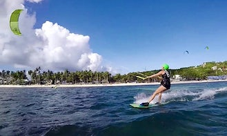 Kitesurfing Lessons in Malay