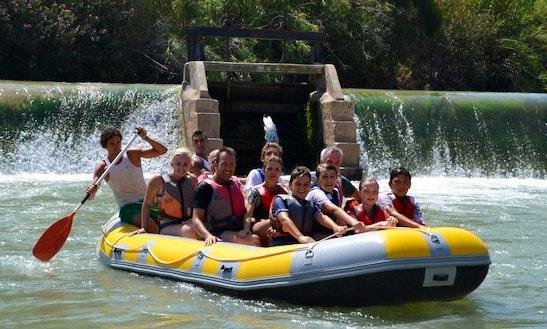Rafting In Murcia