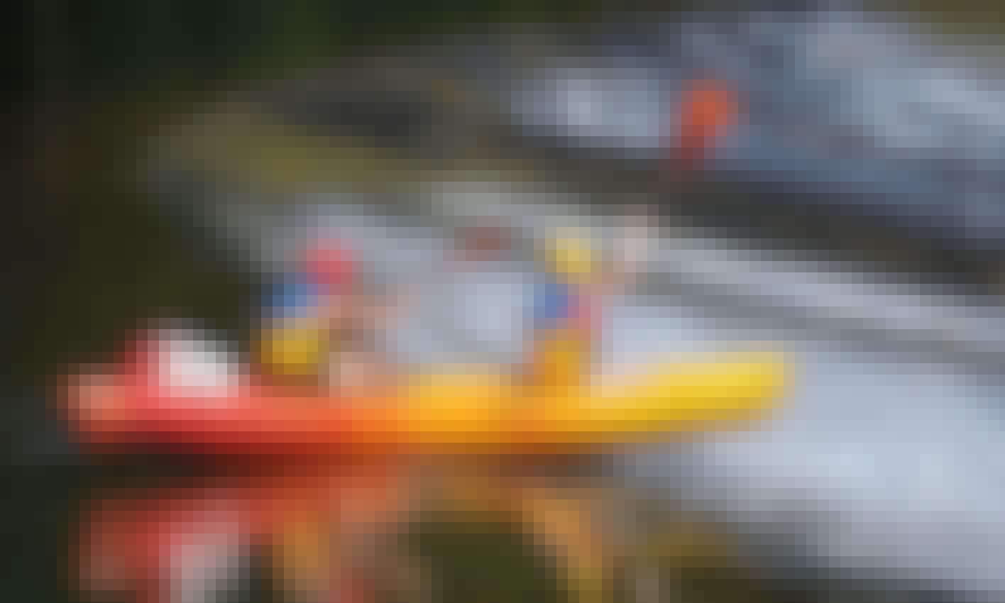 Enjoy a Double Kayaking Trips in Laroque, France