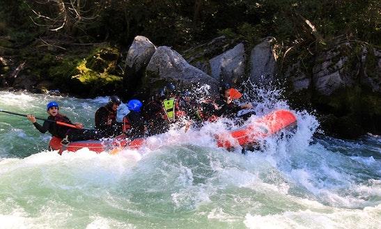 Rafting Tours In Pfalzen Trentino-alto
