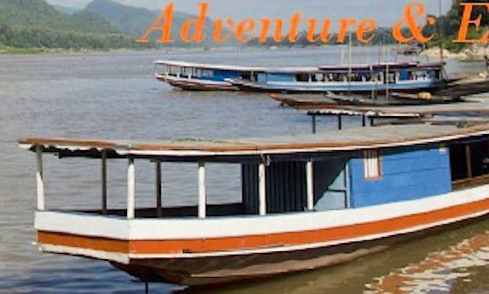 Sightseeing Tour In Vang Vieng