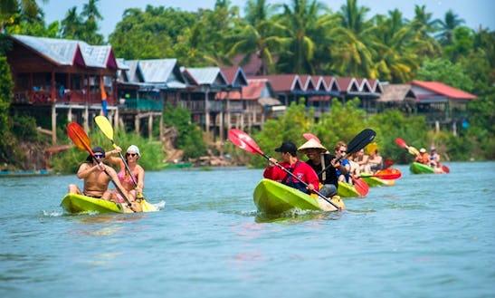 Double Kayak Tour In Vang Vieng