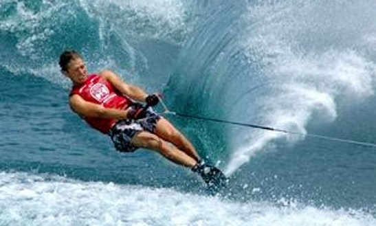 Water Skiing Hire & Lesson In San Teodoro