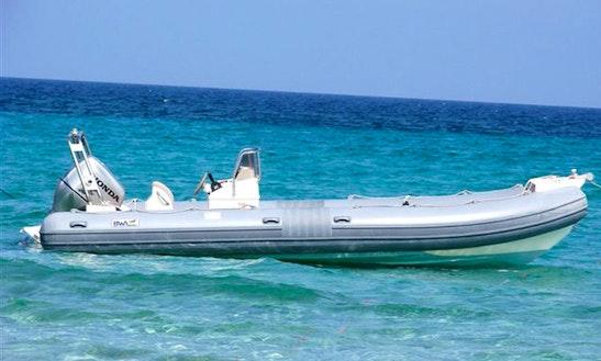 'bwa' Boat Hire In San Teodoro