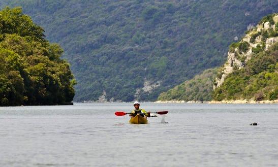 Kayak Tour In Poreč