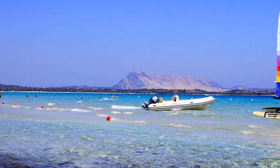 'bsc' 16 Ft Boat Hire In San Teodoro