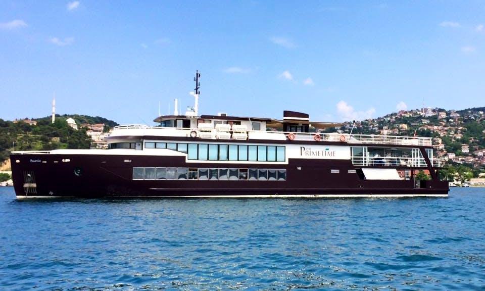 The Primetime Cruise in İstanbul