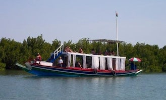 Jane's Boats in Gambia