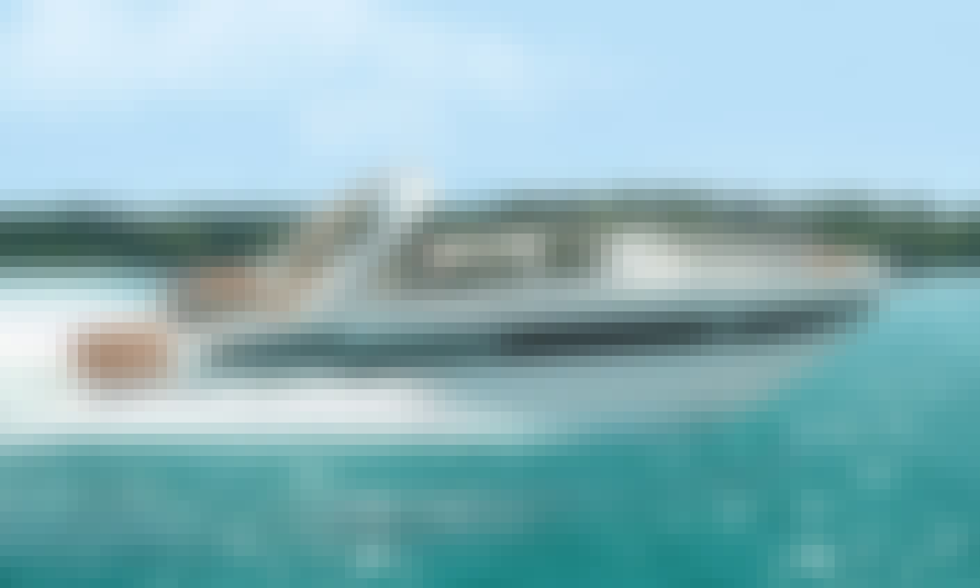 Explore Rovinj aboard this 44' Bavaria New Sport Motor Yacht for 12 Person