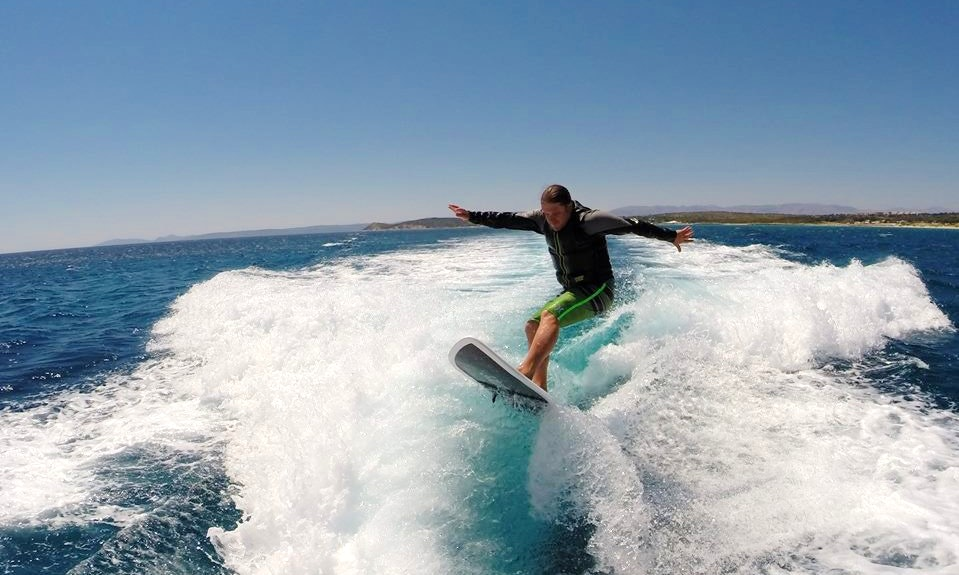 Wakesurfing in Turkey | GetMyBoat