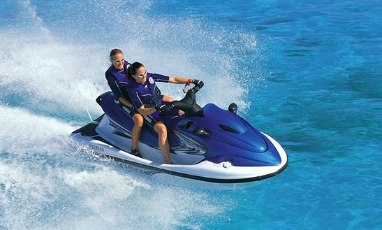 Jet Ski Hire In Turkey
