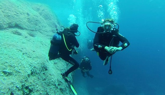 Diving Trip And Lessons In Lampedusa E Linosa