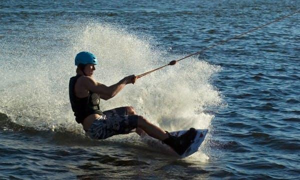 Water Skiing in Ostróda