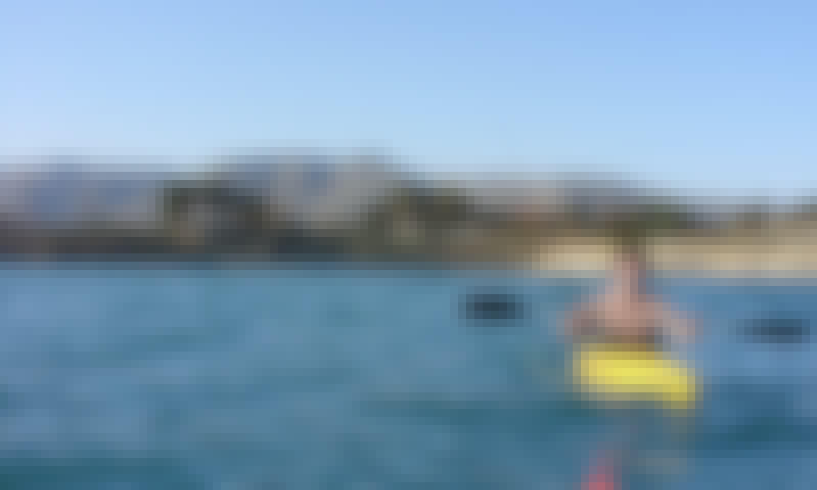 Fishing kayak Tour in Avola - Sicily (Near Siracusa)