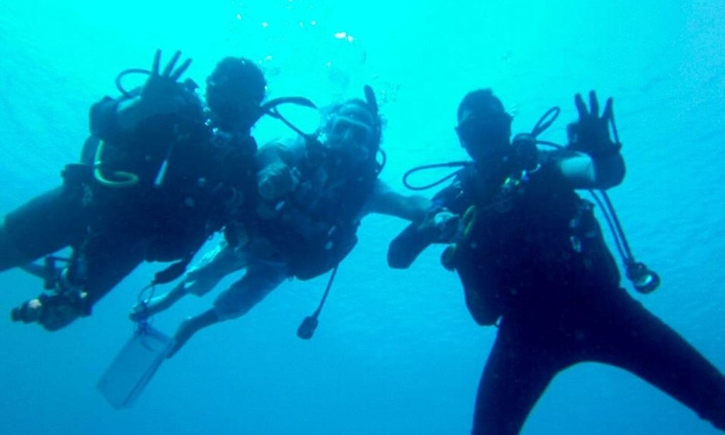 Scuba Lessons In Egypt Getmyboat