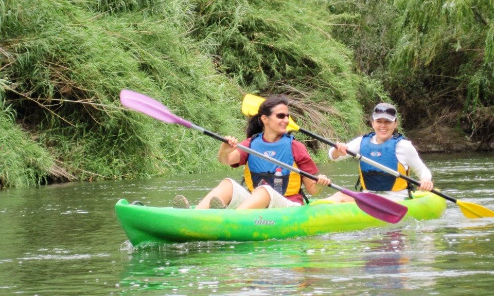 Double Kayak Tours in Sant Carles de la Ràpita
