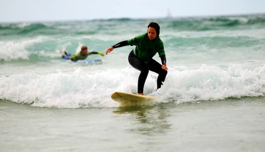 Legendary Surf Lessons With Incredible Coaches In Newquay, Uk