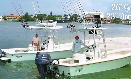 26' Fishing Boat In Sarasota, Florida, United States