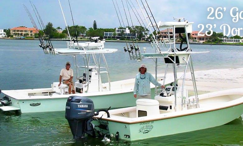 26' Fishing Boat in Sarasota, Florida, United States