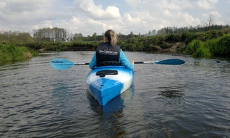 Single Kayak Hire and Tours in Mazowieckie