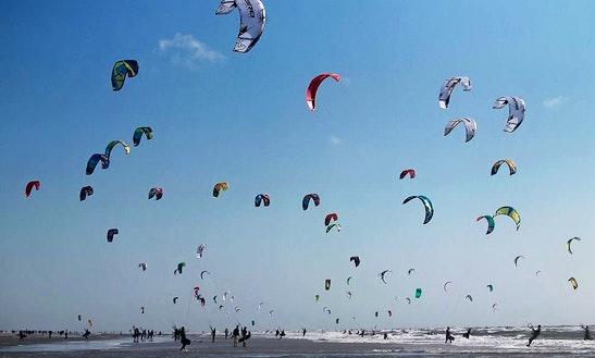 Kiteboarding Lesson In Sankt Peter-ording